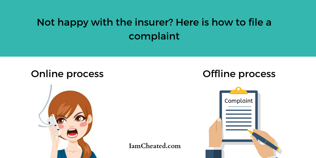 Not Happy with the Insurer? Here is How to File a Complaint