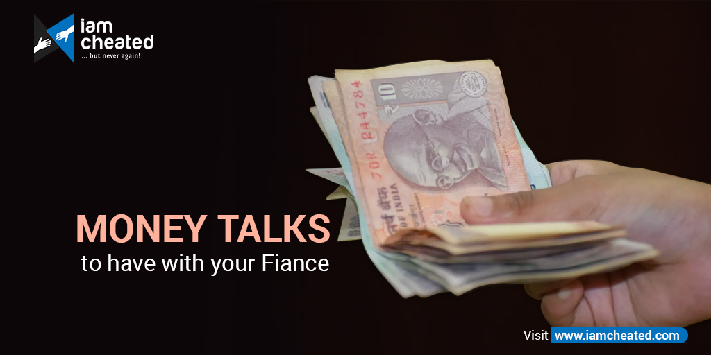Money talks to have with your fiance