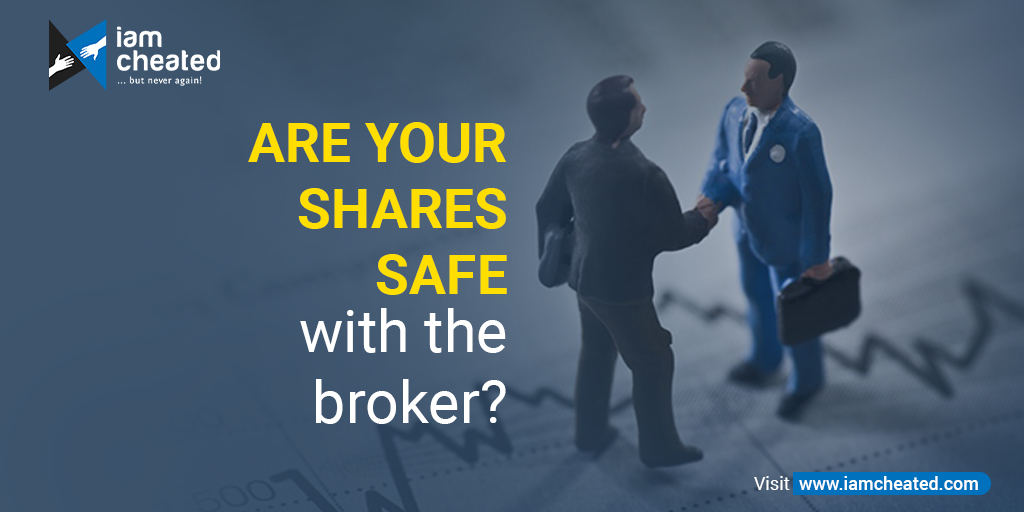 Are your shares safe with the broker?