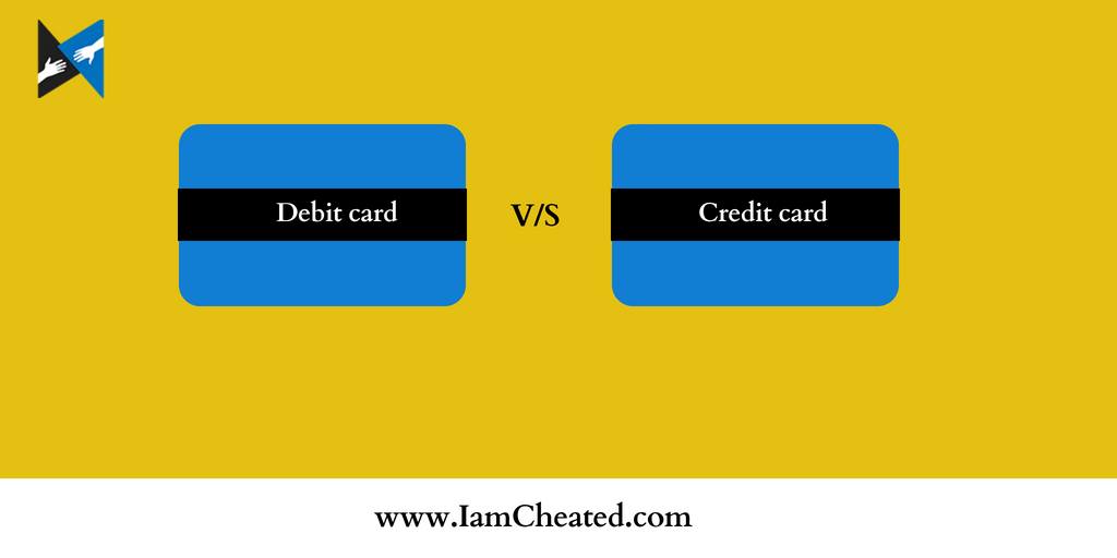 Debit Card Vs Credit Card. Which Is Better?