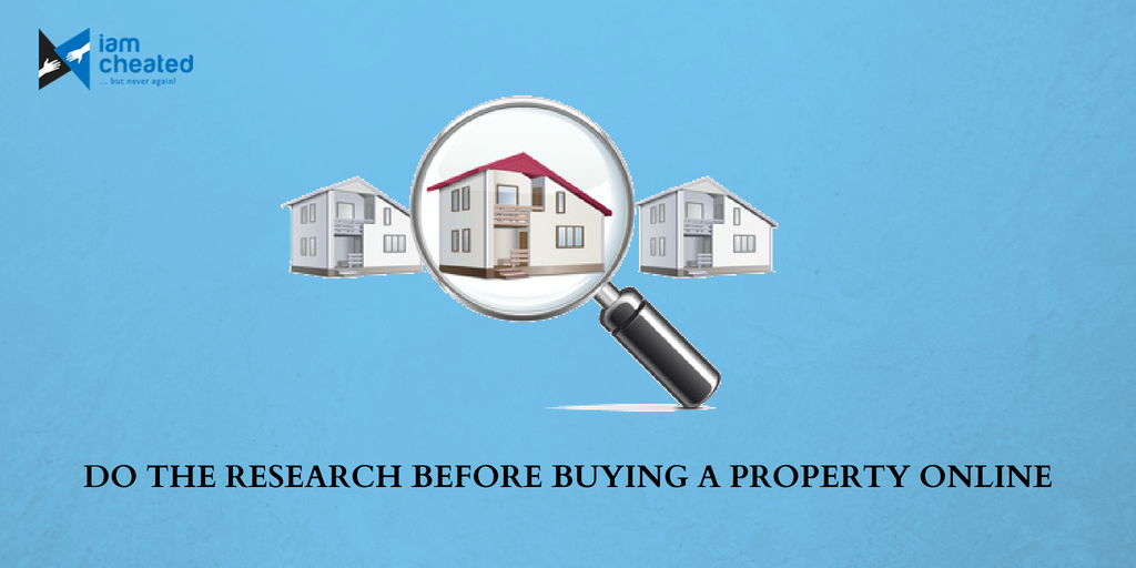 Do The Research Before Buying A Property Online