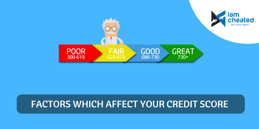 Factors which Affect Your Credit Score