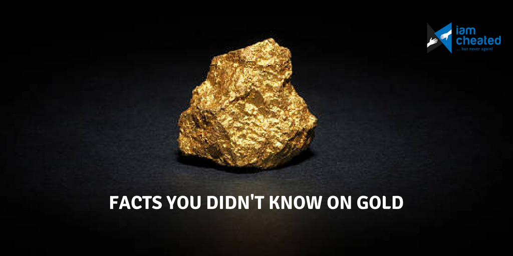 Facts You Didn't Know On Gold