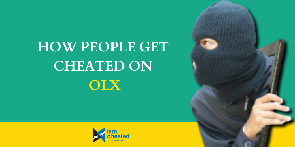 How People get cheated on OLX: Review by IndianMoney