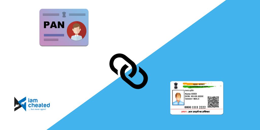 How To Link PAN With Aadhaar?