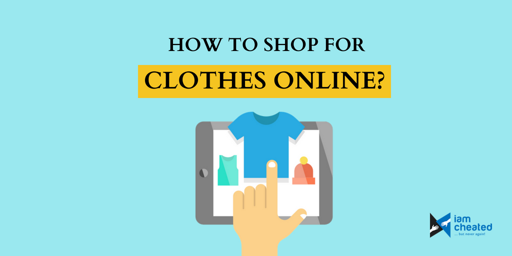How To Shop For Clothes Online?