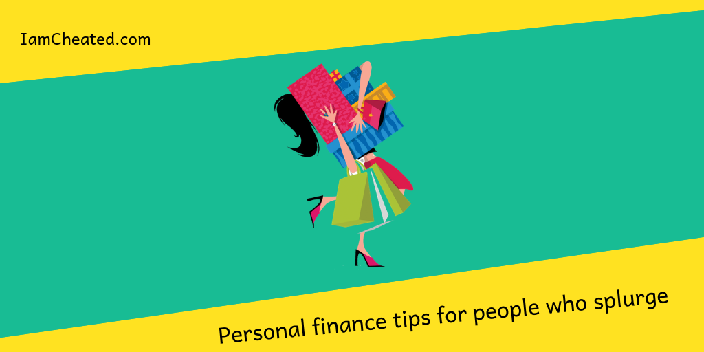 Personal finance tips for people who splurge