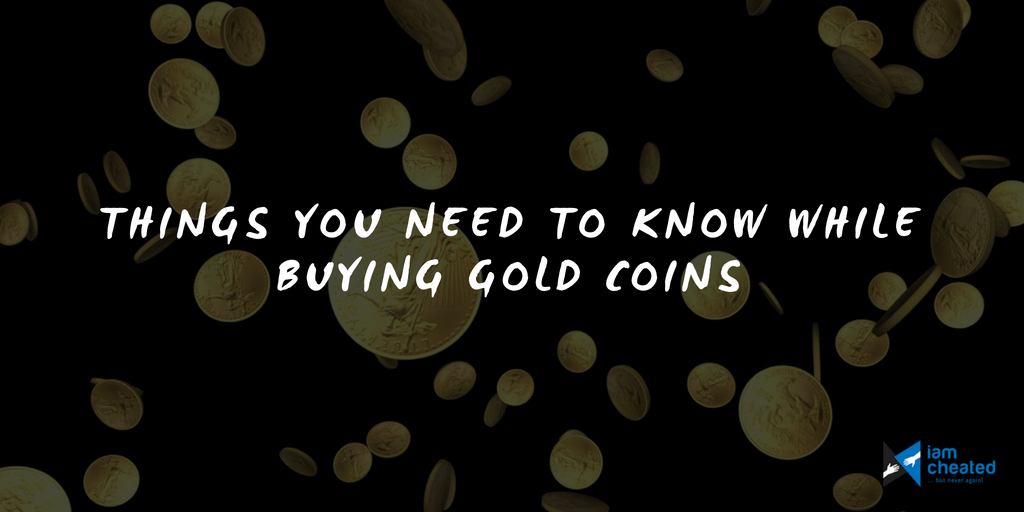 Things You Need To Know While Buying Gold Coins